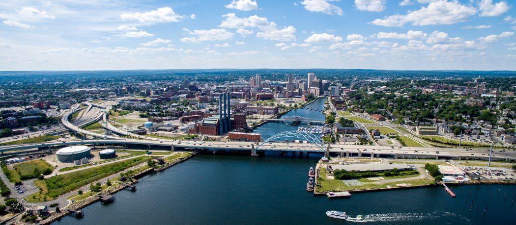 Providence River - Providence, Rhode Island